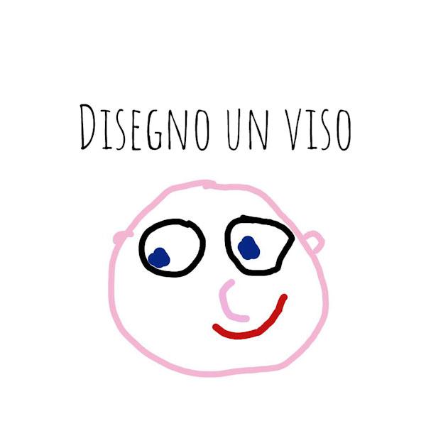 Disegno un viso - Filastrocca - Ghiotto e Pastrocchio