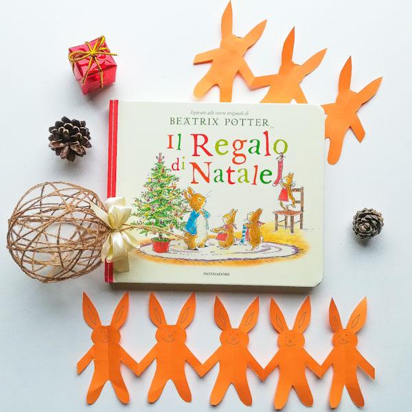 Il regalo di Natale - Beatrix Potter - libri per bambini - Ghiotto e Pastrocchio
