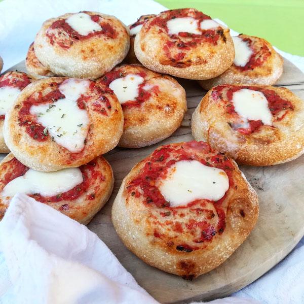 pizzette - Ghiotto e Pastrocchio