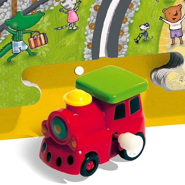 Viaggia viaggia trenino - trenino - Ghiotto e Pastrocchio