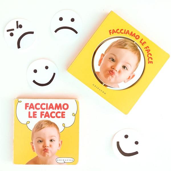 Facciamo le facce - Gribaudo - Ghiotto e Pastrocchio