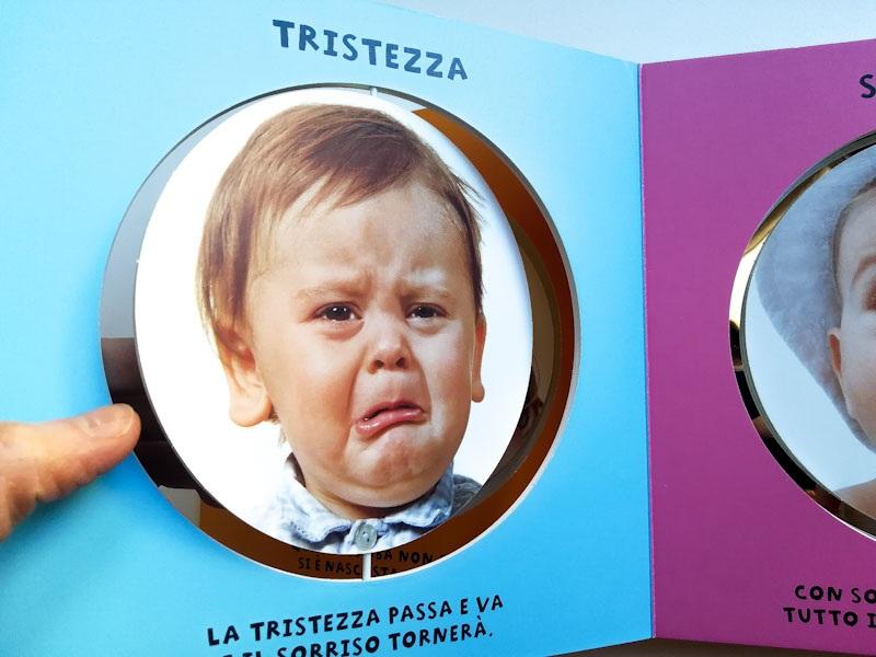 Tristezza - Facciamo le facce - Ghiotto e Pastrocchio