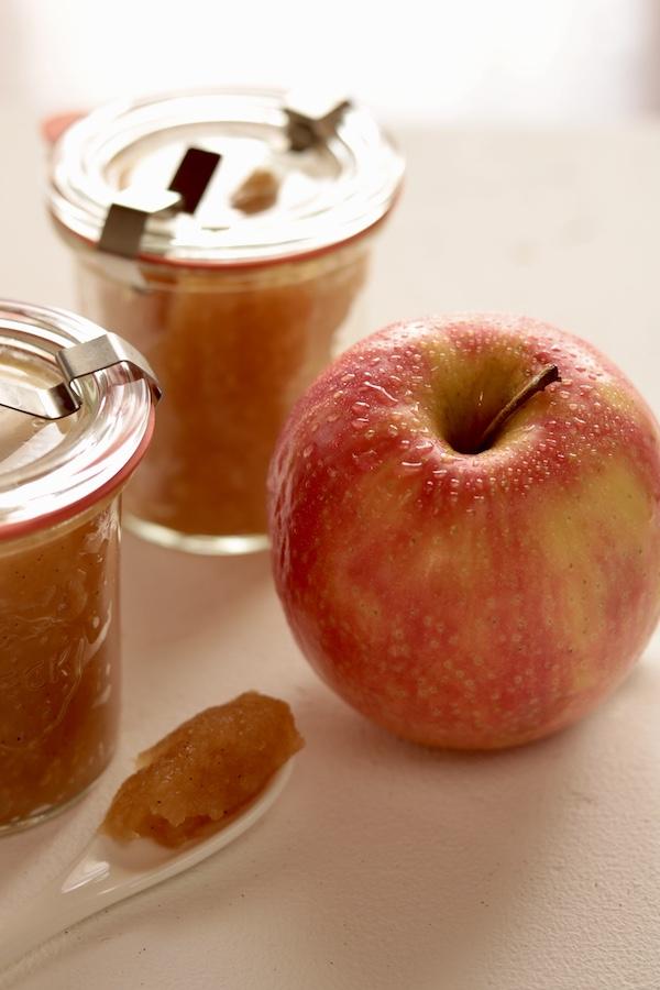 Composta alle mele