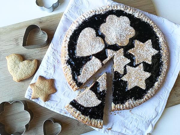 crostata veloce morbida - Ghiotto e Pastrocchio