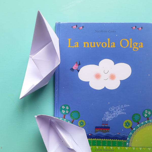 La nuvola Olga - Nicoletta Costa - Ghiotto e Pastrochio
