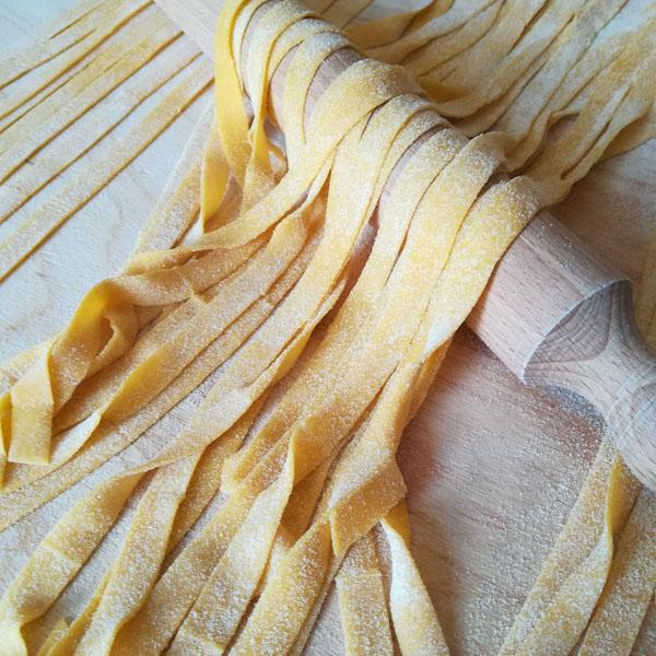 Pasta fresca all'uovo - Ghiotto e Pastrocchio