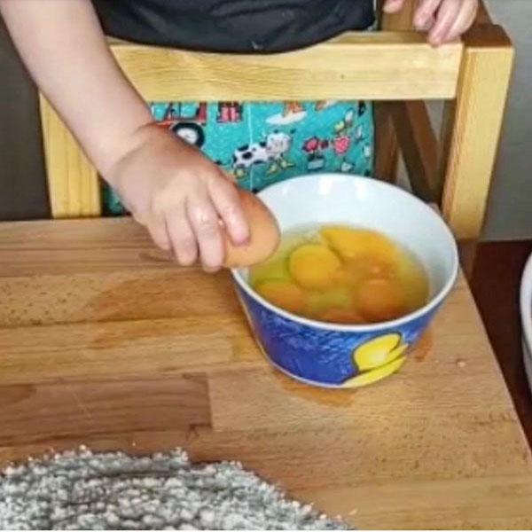 Rompere le uova - Ghiotto e Pastrocchio