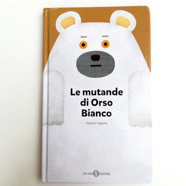 Le mutande di orso bianco - Ghiotto e Pastrocchio