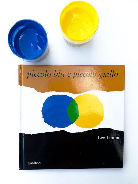 leo lionni - Ghiotto e Pastrocchio
