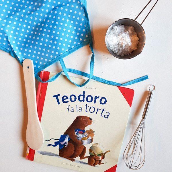 Teodoro fa la torta