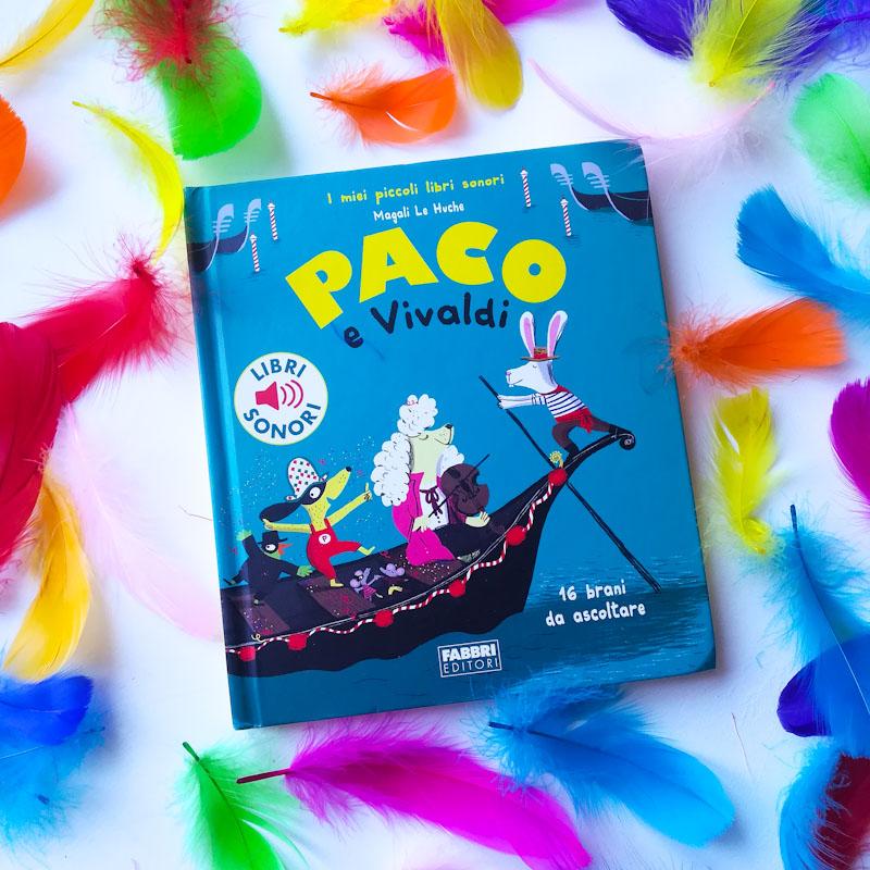 Paco e Vivaldi - Ghiotto e Pastrocchio