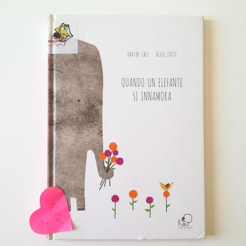 Quando un elefante si innamora - Ghiotto e Pastrocchio