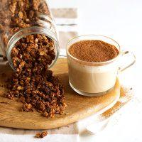Granola al cioccolato