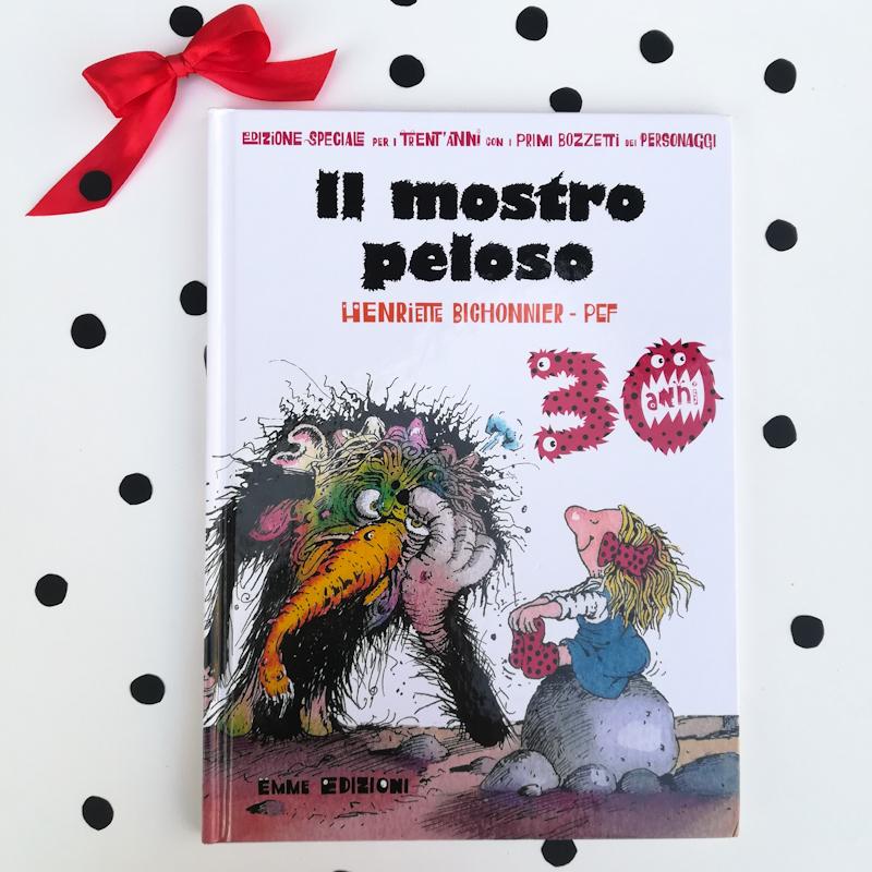 Il mostro peloso - Ghiotto e Pastrocchio